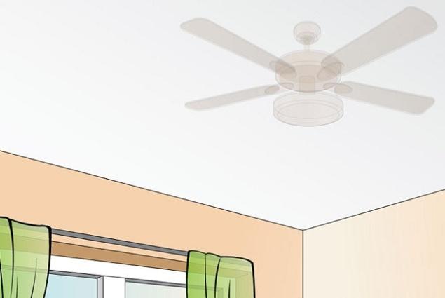Ako si vybrať ten správny stropný ventilátor.