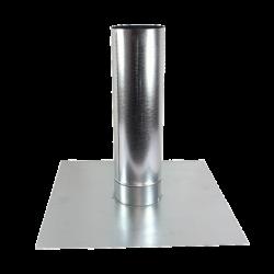 Tetőcsatlakozó idom Dalap DTL 125 mm
