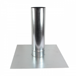 Tetőcsatlakozó idom Dalap DTL 150 mm