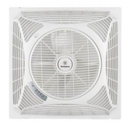 Mennyezeti ventilátor Westinghouse WINDSQUARE – 36 cm, fehér távirányítóval
