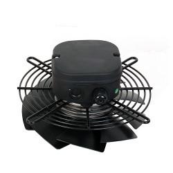 Axiális ipari ventilátor telepítő keret nélkül, Dalap Rab Engine Ø 200 mm