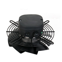 Axiális ipari ventilátor telepítő keret nélkül, Dalap Rab Engine Ø 300 mm
