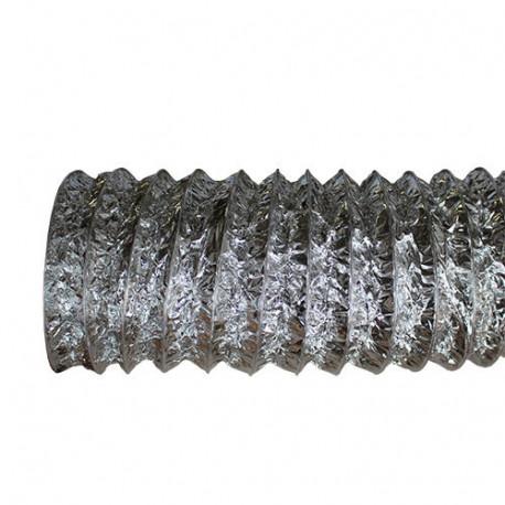 Flexibilis alumínium cső perforációval – Ø 150 mm / 10 m
