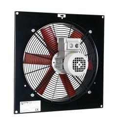Fali ventilátor robbanás biztos motorral RAB EX ATEX 350 Ø 365 mm