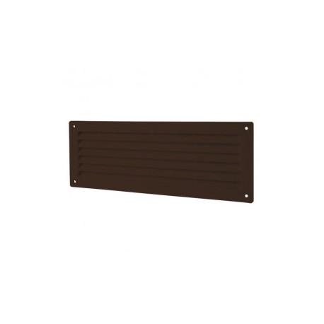 Barna ajtórács DALAP GP 450 (462x124 mm)