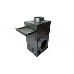 Kandalló ventilátor szett Dalap CHIMNEY SET 150