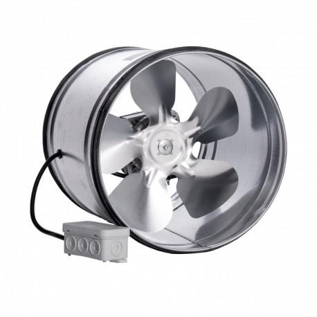 Ipari fém csőventilátor Dalap VPI 200