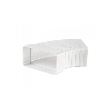Vízszintes könyök idom Dalap 82810 (204x60mm)