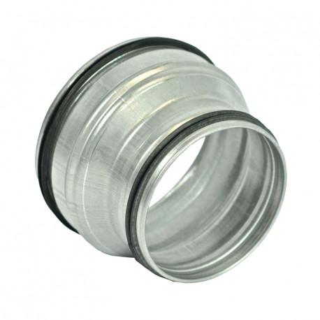 Fém szűkítő DALAP RM-O 315/250 körcsatornára tömítő gumi