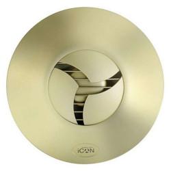Első panel arany színben Airflow Icon 30