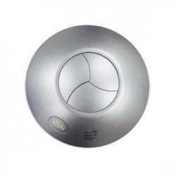 Első panel ezüst színben Airflow Icon 60