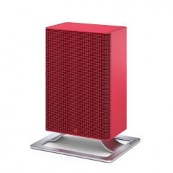 Stadler Form ANNA LITTLE kis fűtőventilátor piros szíben