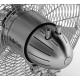 Dizájner állóventilátor CHARLY STAND Ø 40 cm, ezüst