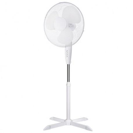 Álló ventilátor Ø 40 cm fehér