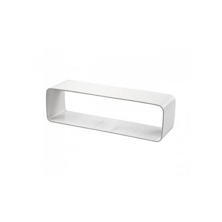 Csőtoldó idom Dalap 8183 (204x60 mm)
