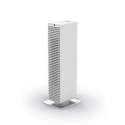 Modern fűtőventilátor távirányítóval Stadler Form PAUL, fehér