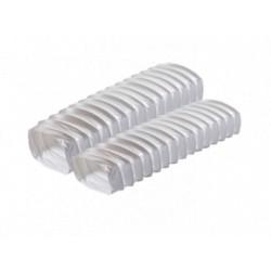 Rugalmas csővezeték DALAP Polyvent 1m (204x60mm)