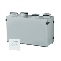 Központi hővisszanyerő VUT 250 V mini A12