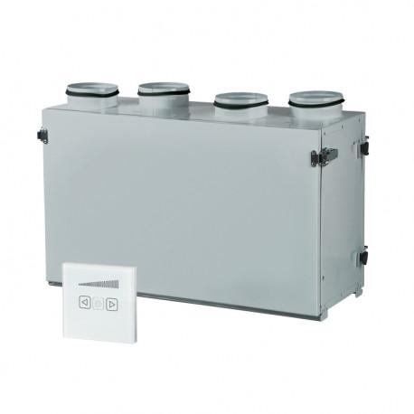 VUT 250 V mini A12 központi hővisszanyerő