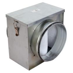 Dalap B 160 szűrődoboz (160 mm)