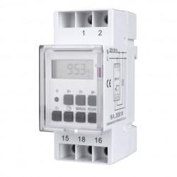 Programozható időzítő CS4-16 DIN