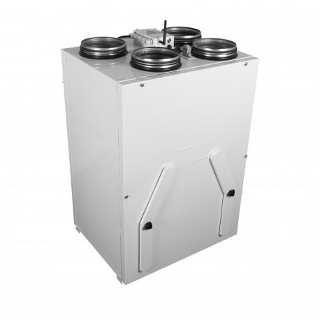 Halk központi hővisszanyerő mobil applikáció támogatással Ø 160 mm
