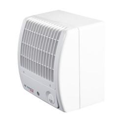 Nagy nyomású ventilátor, időzítő, szűrő és visszacsapó szeleppel