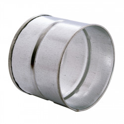 DALAP FC 80 fém külső toldó idom (80mm)