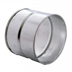 DALAP FC 125 fém külső toldó idom (125mm)
