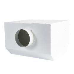 Szűrő-box Ø 125 mm