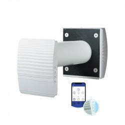 Dalap ZEPHIR PRO szobai hővisszanyerő egység mobil alkalmazás támogatással és akár 81%-os hatékonysággal