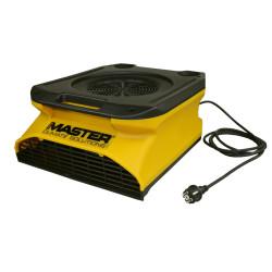 Profesionální plastový podlahový ventilátor Master CDX 20, 1610 m3/h