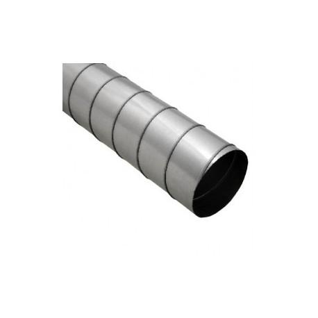 Spiro merev csővezeték DALAP SPIROVENT 125 (125mm/1m)