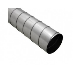 Spiro merev csővezeték DALAP SPIROVENT 125 (125mm/3m)