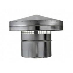 Dalap PS 125 tetősapka (125mm)