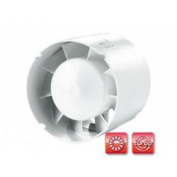 Csőventilátor Vents 125 VKO1 L Turbo, emelt teljesítménnyel