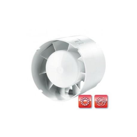 Csőventilátor Dalap 125 SD, emelt teljesítménnyel