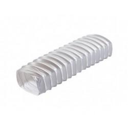 Rugalmas csővezeték DALAP Polyvent  0,5m (220x90mm)