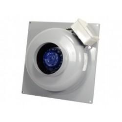 Radiális csőventilátor Dalap RCV 125 légáramlása 355 m³/ó