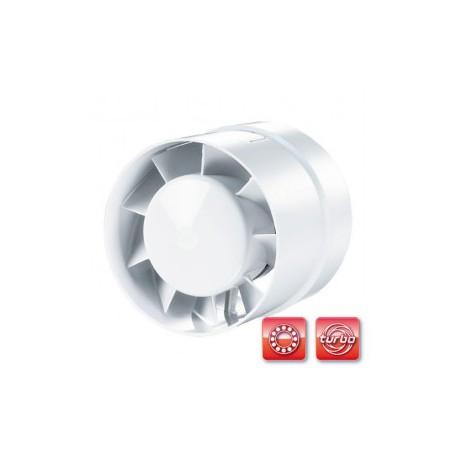 Csőventilátor Vents 100 VKO L Turbo, emelt teljesítmény