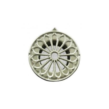 Kerek dekoratív szellőzőrács Dalap ULMA 100