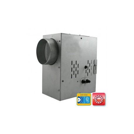 Radiális csőventilátor Dalap SPV 250 T golyóscsapággyal, termosztáttal