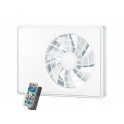 Vents iFan okos axiális ventilátor, melynek légáramlata 133 m³/óra