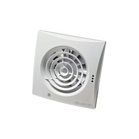 Fürdőszoba ventilátor alacsony zajszinttel és időzítővel Vents 100 Quiet T