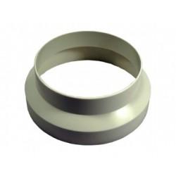 Műanyag szűkítő idom Dalap 312 (150/125mm)