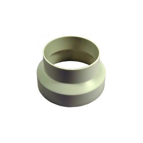 Műanyag szűkítő idom Dalap (100/80mm)