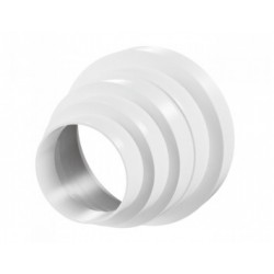 Univerzális szűkítő idom Dalap 310 (80-160 mm)