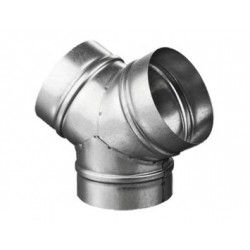 Fém Y idom DALAP MP 250 csővezeték elosztására vagy összekötésére