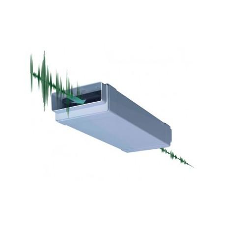 Dalap 9SL10 hangtompító (220x90mm/1m)