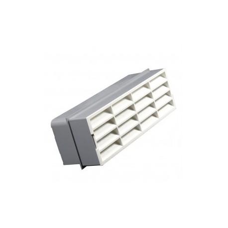 Dalap 873 lapos csatorna végrács (204x60 mm)